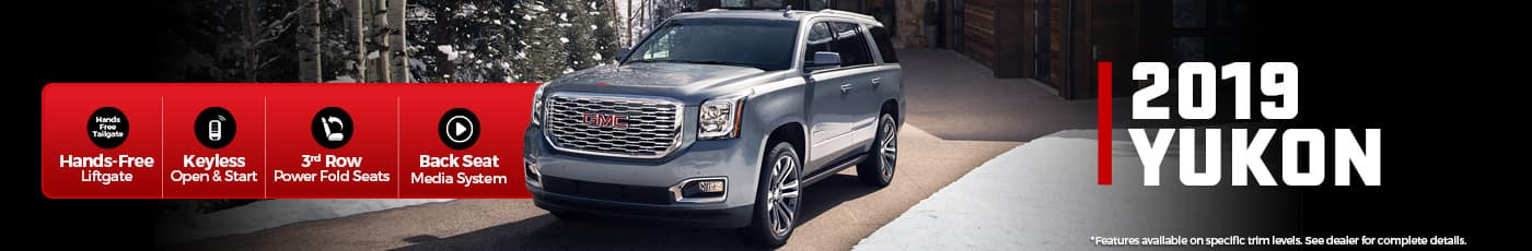 New GMC Yukon Dealer MN