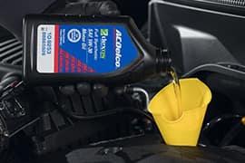 8-QT DEXOS1® OIL CHANGE PKG