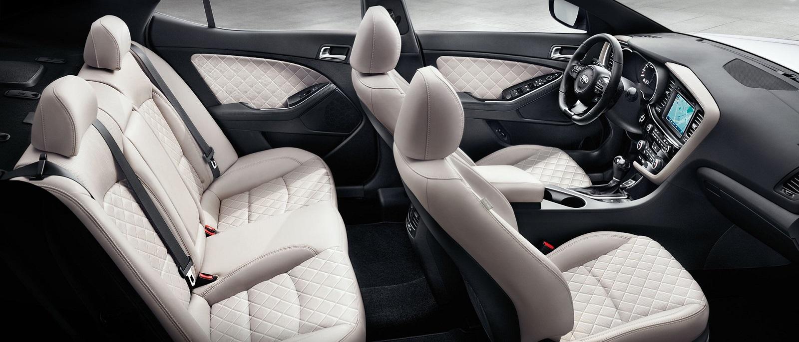Kia Optima Sxl Interior