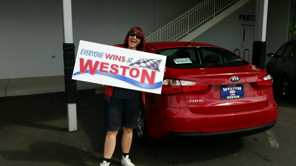 Weston Winner