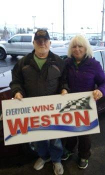 Weston Winners