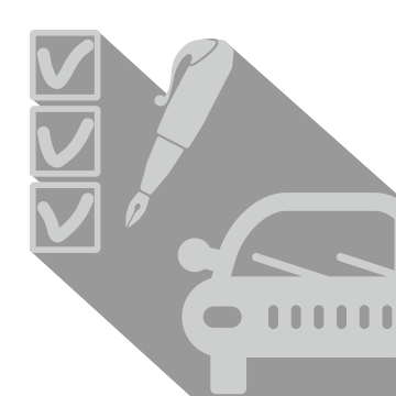 The Works Checklist Car Special Icon