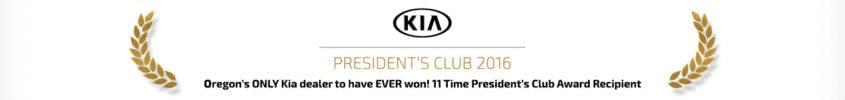 President Club 2016