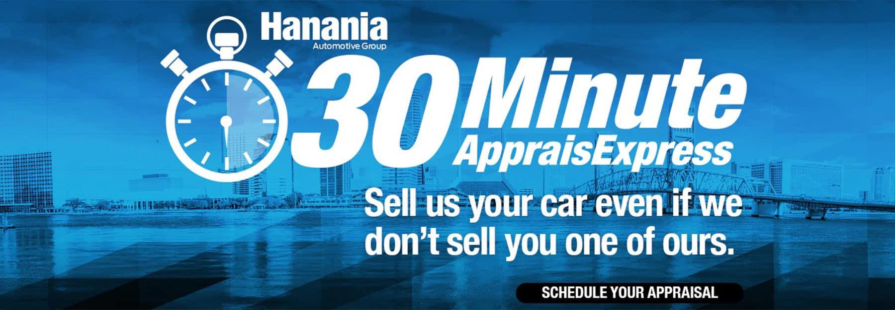 30 Minute AppraisExpress Jacksonville FL